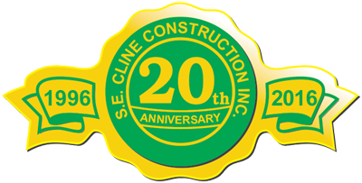 Cline Construction 20th Anniverary